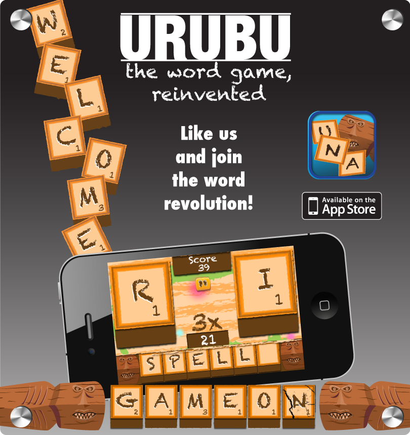 Urubu Facebook Welcome Banner